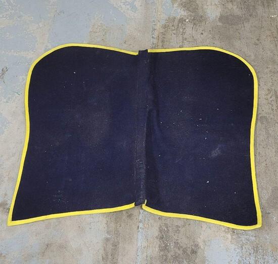 Reproduction Mcclellan Us Calvary Saddle Blanket