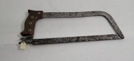 Us Quartermaster Corp Marked Butcher Saw
