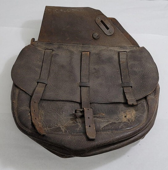 Ww1 Us Cavalry Saddlebags No Liners