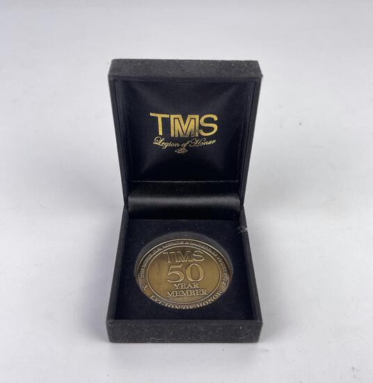TMS Minerals Metals Society Member Award