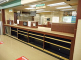 APPROX 23' PHARMACY COUNTER
