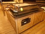 DRY PRODUCE DUMP TABLE 6FT X 6 FT