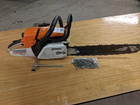 Stihl MS280 Chainsaw