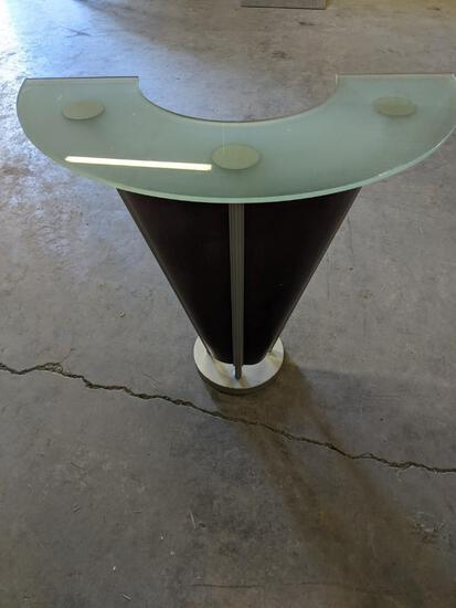 Hostess/Reception Pedestal