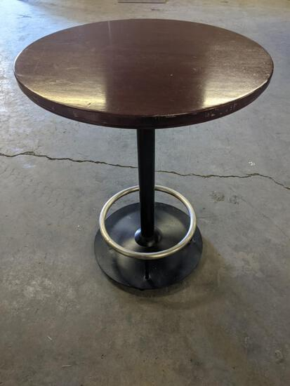 Stand Up Bar Table