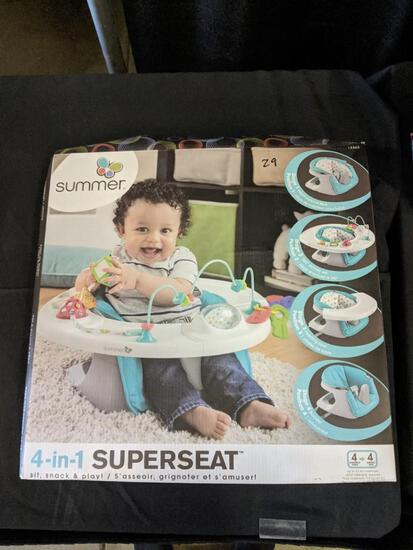 Summer Baby Superseat