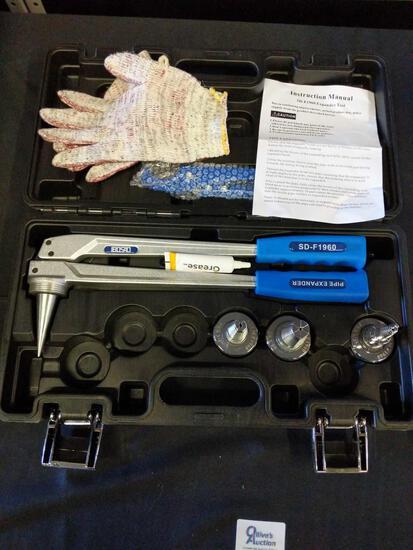 Pipe Expander Kit