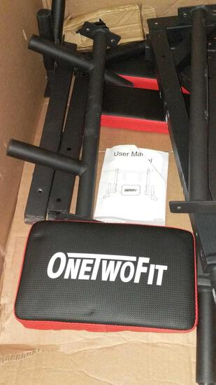 Wall Mount Work Out Bar