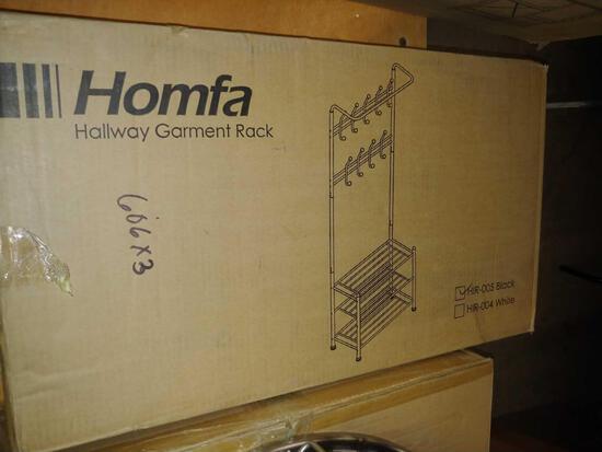 Console table/Table Rack/Hallway Garment Rack