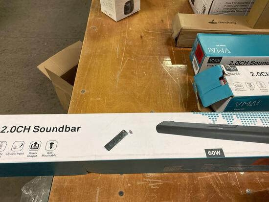 Speaker/ microphone/ microphone stand