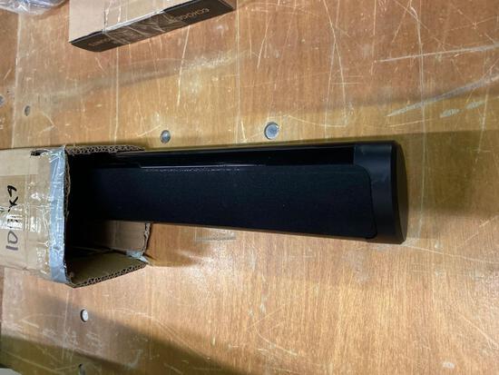 Speaker/ microphone/speaker wall mount/ headset