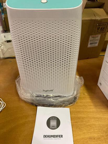 Dehumidifier/air cleaner