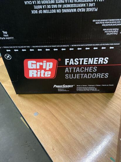 Grip rite fasteners