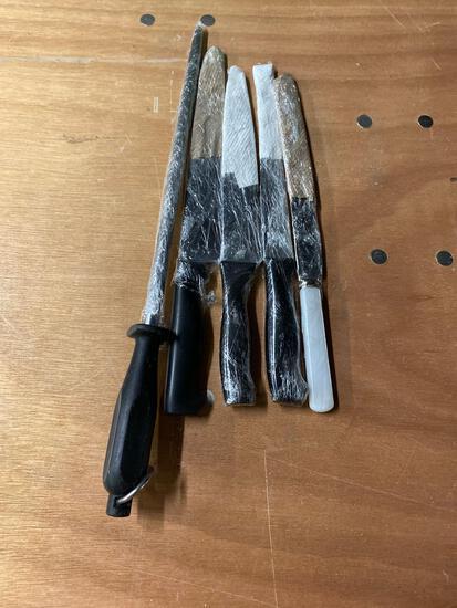 Knife/ sharpener
