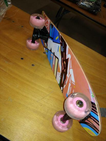 Penny Board/Helmet