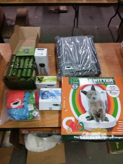 Miscellaneous pet items