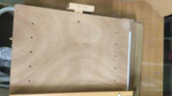 Drawing Board Easel/Wheelbarrow
