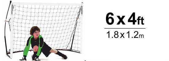 Ultra portable goal net