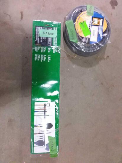 Welding cable Plus adjustable storage rack