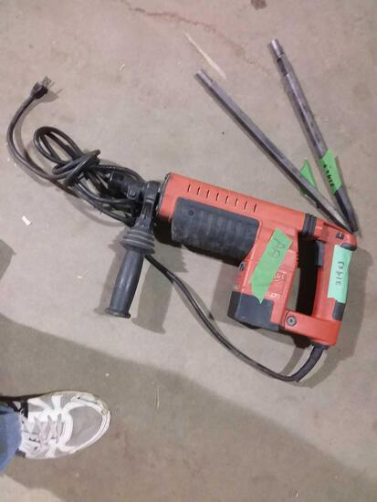Milwaukee chipping hammer