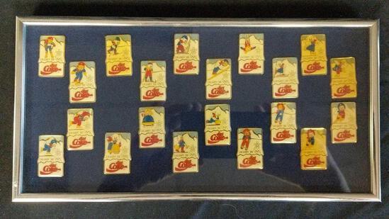 Calgary 88 Olympic Pins