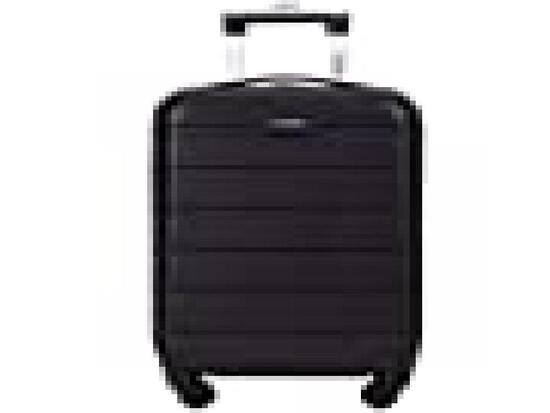 """2 pcs - Wrangler 20"""" Handside Spinner Carry On Luggage - Black and 2 pack TSA Approved Luggage"""