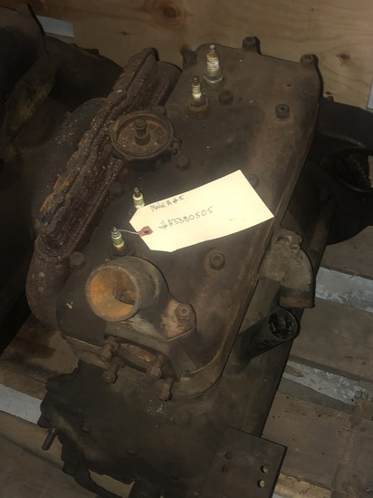 Model A Engine (A-5)