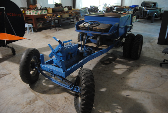 1930 Toro Dump Tractor