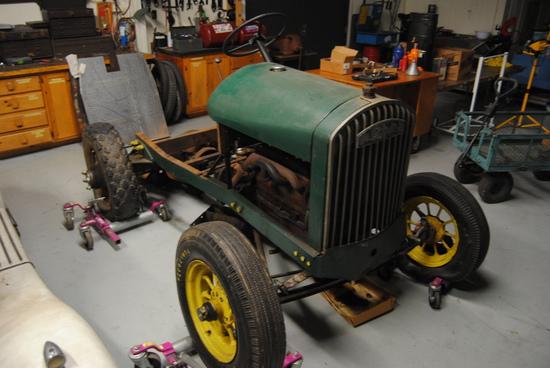 1930 Toro Tractor