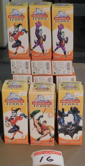 DC HeroClix Icons figurines