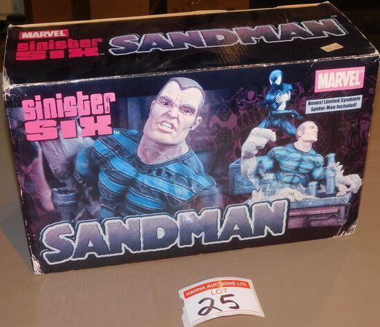 Sandman figurine