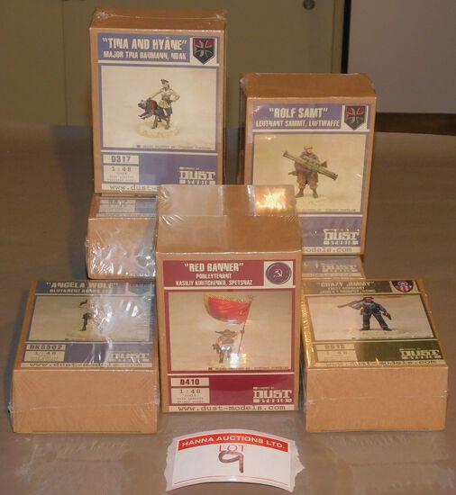 Dust Studio miniatures