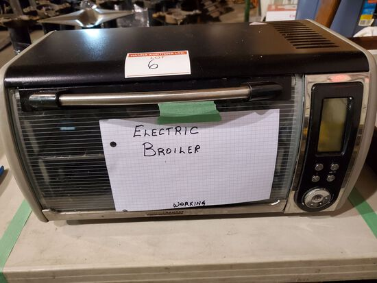 GORDON RAMSAY ELECTRIC BROILER