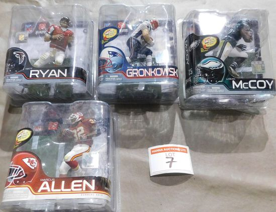 Football Figurines