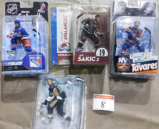 Hockey Figurines