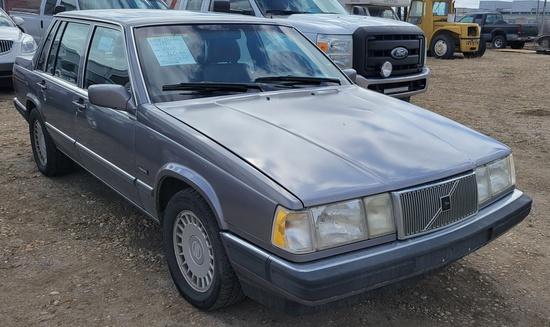 1988 Volvo 760 GLE