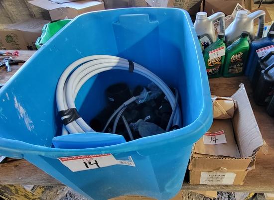 Pack Strips, Assorted Plumbing, Etc
