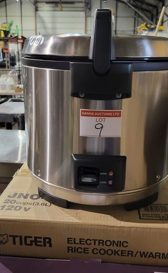 New Rice Cooker/Warmer