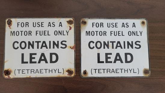 Set Of Ssp Tetraethyl Pump Plates