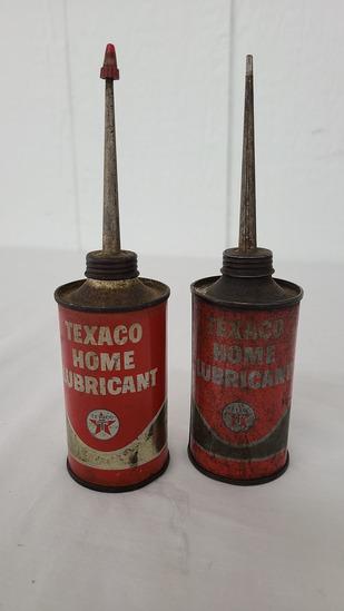 2 Texaco Handy Oilers