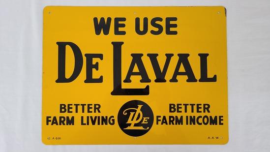 Delaval Sign Nos 1969