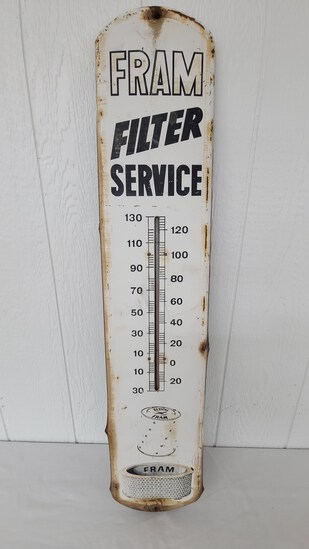 Fram Filter Service Thermometer