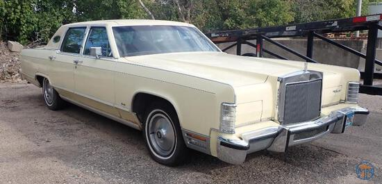 1978 Lincoln Continental Towncar