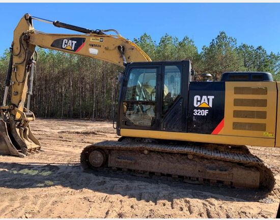 ABSOLUTE South Texas Heavy Equipment Auction