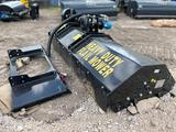 2021...MOWER KING...SSEFGC175 70 In. Flail Cutter Skid Steer Attachment