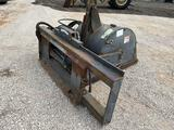 Coneqtec Universal AP600 Asphalt Cutter Skid Steer Attachment