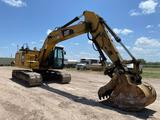2016 Caterpillar 320FL Hydraulic Excavator