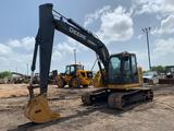 2014 John Deere 135G Hydraulic Excavator