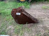 Backhoe Loader bucket 12 in.