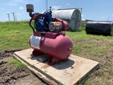 Inter Americano Oil Works Air Compressor